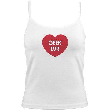 I Love Geeks Cute Sleepwear