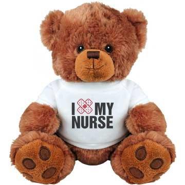 I Love My Nurse