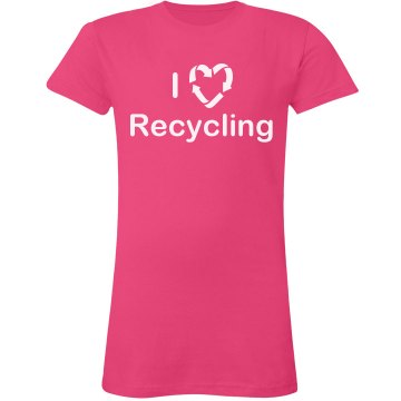 I Love Recycling
