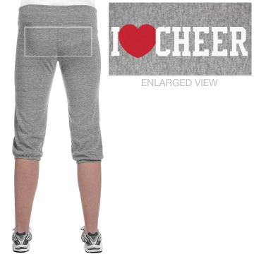I Love To Cheer