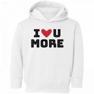 I Love U More