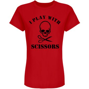 I Play With Scissors