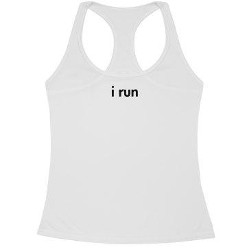 i run ... 10k