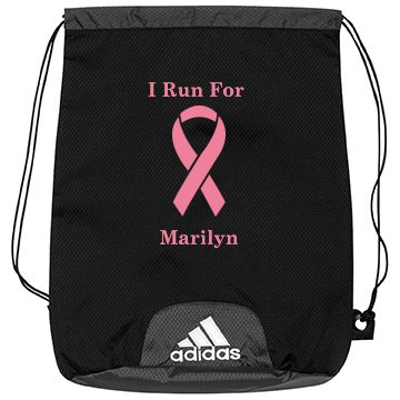 I Run For Breast Cancer