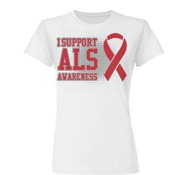 I Support ALS Awareness