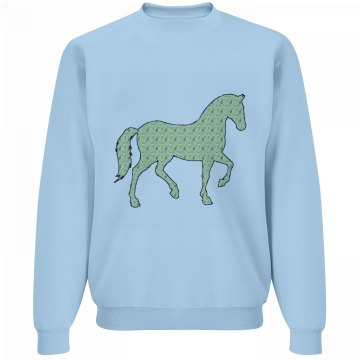 Ice Cream Pony Sweatshirt
