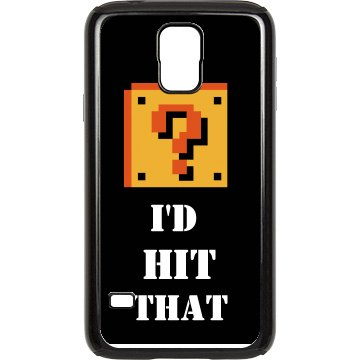 I'd Hit That cell case