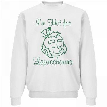 I'm Hot for Leprechauns