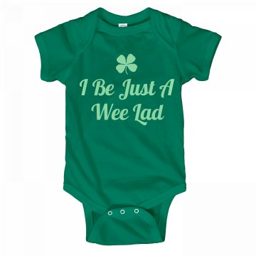 I'm Just A Wee Lad