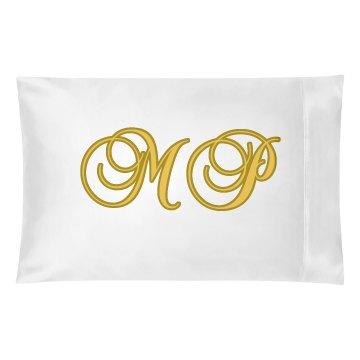 Initials Pillowcase