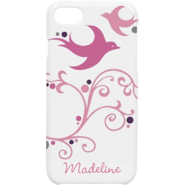 iPhone 5 Bird Cover