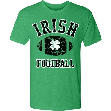 Irish Football Sports Fan