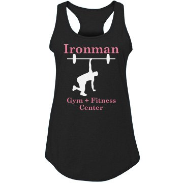 Ironman Fitness Center