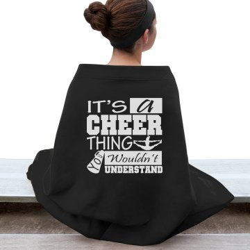 It's A Cheer Thing Girl