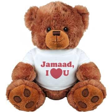 Jamaad I Heart You