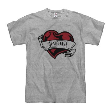 Jenna's Love Tattoo Tee
