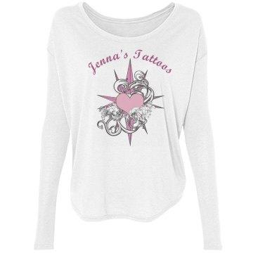 Jenna's Tattoos