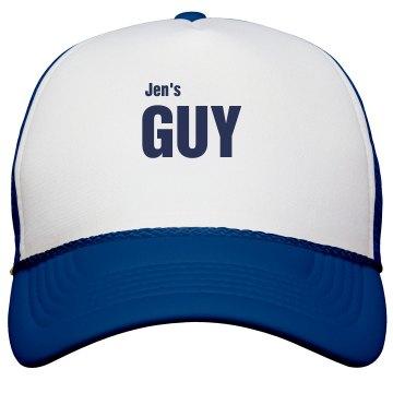Jen's Guy Trucker Hat