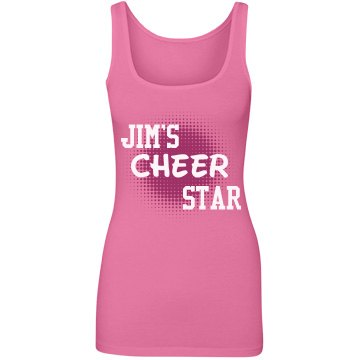 Jim's Cheer Star