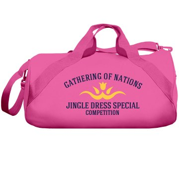 Jingle Dress Gear Bag