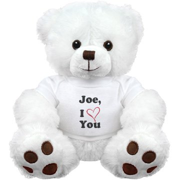 Joe's Love Bear