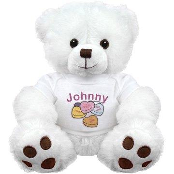 Johnny, My Valentine