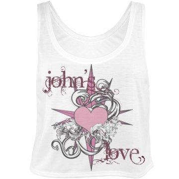 John's Love Tank