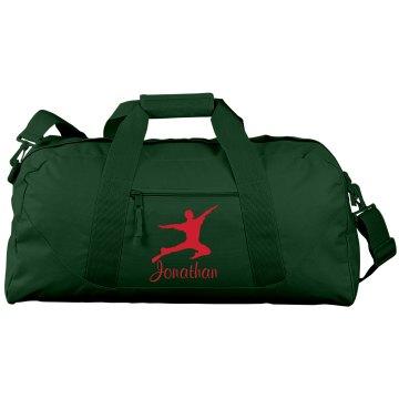 Jonathan's Dance Bag