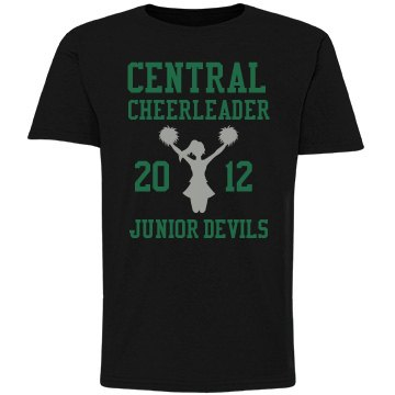 Junior Devils Cheer