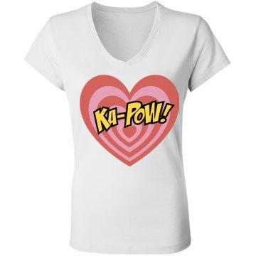 Ka-pow! Pink Hearts