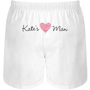 Kate's Man Boxers