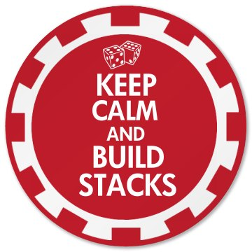 Keep Calm & Build Stacks