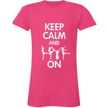 Keep Calm & Love On