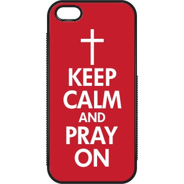 Keep Calm & Pray On