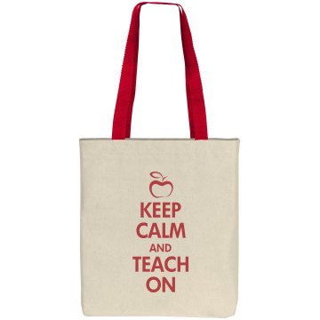 Keep Calm & Teach On