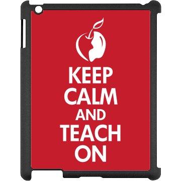 Keep Calm and Teach