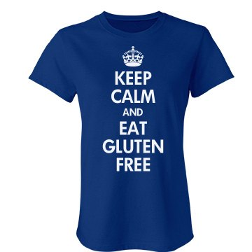 Keep Calm Eat Gluten Free