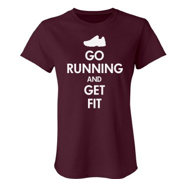 Keep Calm Go Running