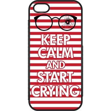 Keep Calm Start Crying