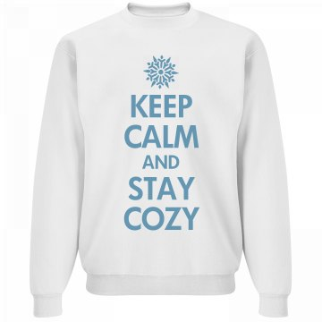 Keep Calm Stay Cozy
