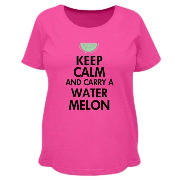 Keep Calm Watermelon