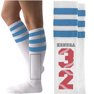Kendra Softball 32