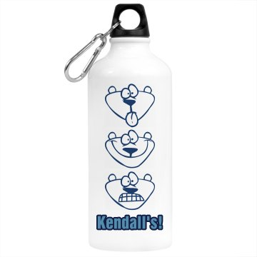 Ken's Desk Water Bottle