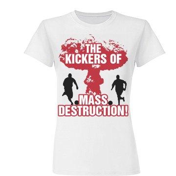 Kickball Team Destruction