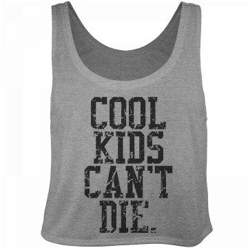 Kids Can't Die Distressed