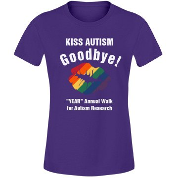 Kiss Autism Goodbye