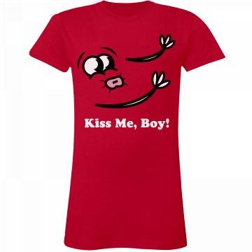 Kiss Me, Boy!