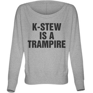 K-Stew Is a Trampire