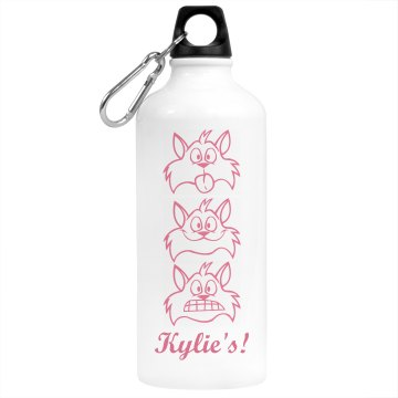Kylie's Desk Water Bottle