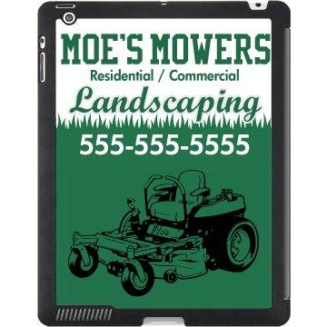 Landscaping Mower Case